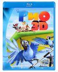 Рио 3D (Blu-Ray) - 1t
