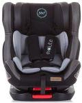 Столче за кола Chipolino - Evolute 360, 0-36 kg, с Isofix, асфалт - 3t