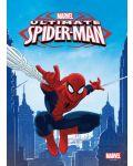 Залепи и играй 3: The Ultimate Spider-Man + 30 стикера - 2t