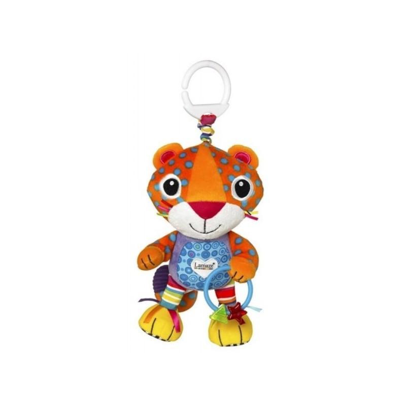 Lamaze Бебешка играчка - Мъркащият Сър Пърсивал