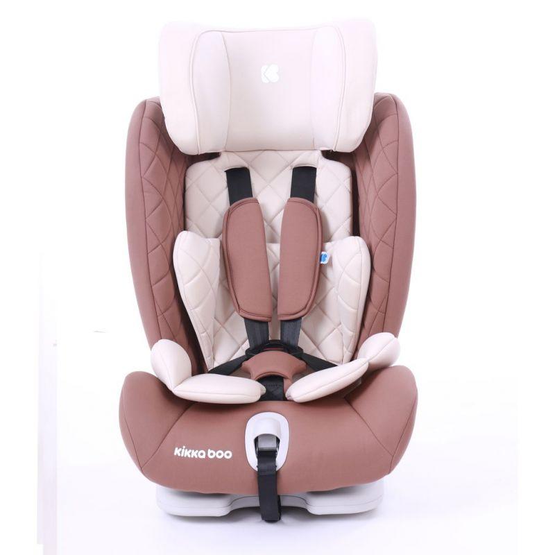 Kikkaboo Столче за кола Viaggio Brown + Isofix